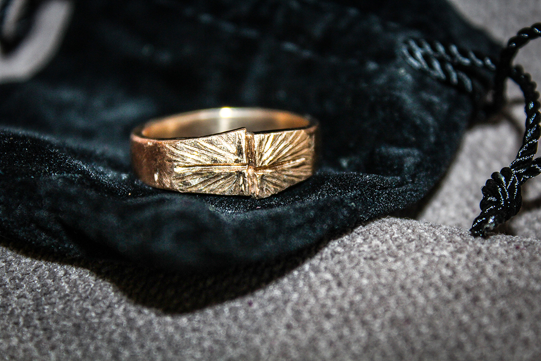 Conception de bijoux - anneau