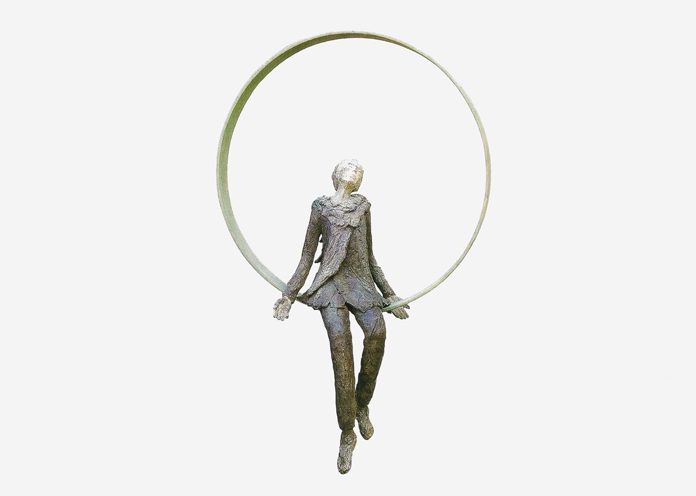 Isabelle Blanchard - Plénitude (Bronze)