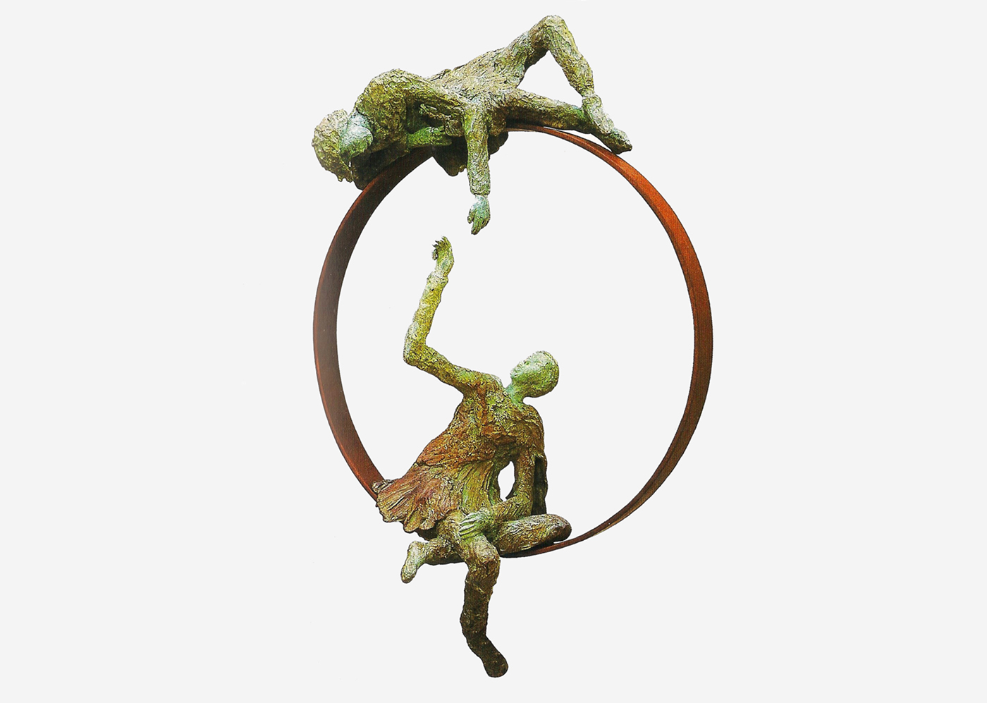 Isabelle Blanchard - Approche (Bronze)